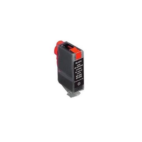 cartouche noir pour imprimante Canon I 550 équivalent BCI3BK