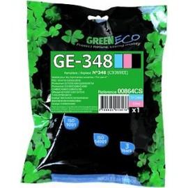 cartouche couleur pour imprimante HP Deskjet 460c équivalent C9369EE - N°348