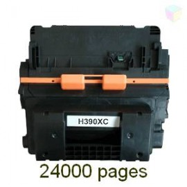 toner noir pour imprimante HP Laserjet Enterprise 600 M602dn équivalent CE390X