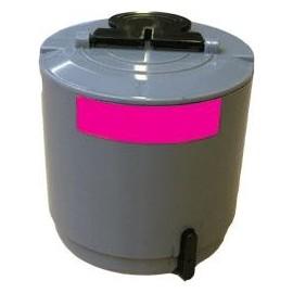 toner magenta pour imprimante Xerox Phaser 6110 équivalent 106R01272