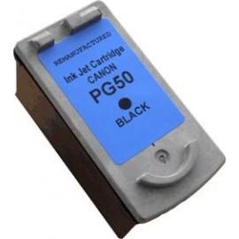 cartouche noir pour imprimante Canon Pixma Mp 150 équivalent PG50