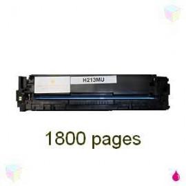 toner magenta pour imprimante HP Laserjet Pro 200 Color M251n équivalent CF213A - N°131A