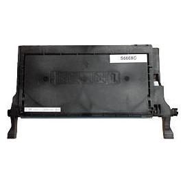 toner cyan pour imprimante Samsung Clp 660n équivalent CLPC660B/ELS