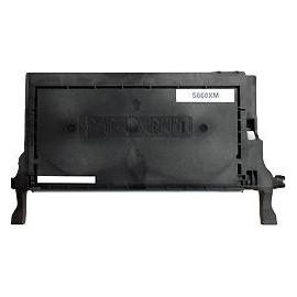 toner magenta pour imprimante Samsung Clp 610nd équivalent CLPM660B/ELS