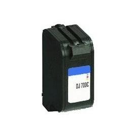 cartouche couleur pour imprimante HP Deskjet 815c équivalent C1823D - N°23