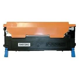 toner cyan pour imprimante Samsung Clp 320 équivalent CLT-C4072S