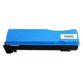 toner cyan pour imprimante Kyocera Fsc5300 équivalent TK560C
