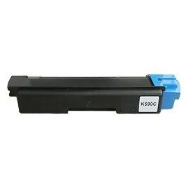 toner cyan pour imprimante Oki Fsc2026 équivalent TK590C