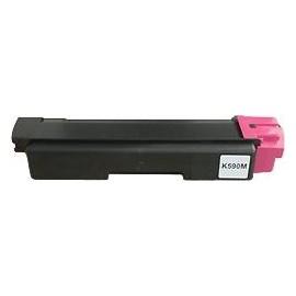 toner magenta pour imprimante Oki Fsc2026 équivalent TK590M