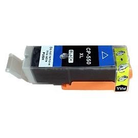 cartouche noir pour imprimante Canon Pixma Ip7250 équivalent PGI550PGBKXL