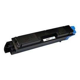 toner cyan pour imprimante Kyocera Fsc5150dn équivalent TK580C