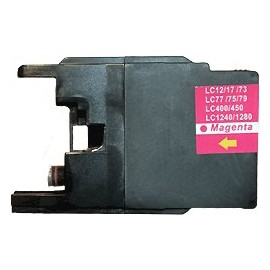 cartouche magenta pour imprimante Brother Mfcj955dn équivalent LC1240M