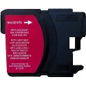 Cartouche magenta compatible Brother LC1100HYM