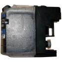 cartouche noir pour imprimante Brother Dcpj132w équivalent LC123BK