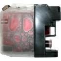 cartouche magenta compatible LC123M