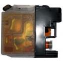 cartouche yellow pour imprimante Brother Dcpj132w équivalent LC123Y