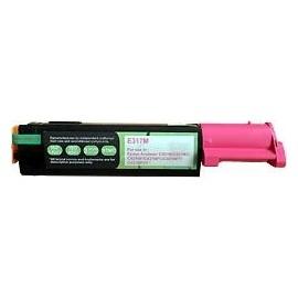 toner magenta pour imprimante Epson Aculaser Cx21n équivalent C13S050317