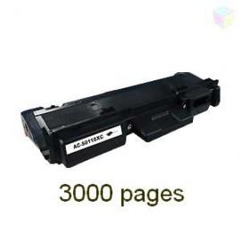 toner noir pour imprimante Samsung Slm2625 équivalent MLTD116L