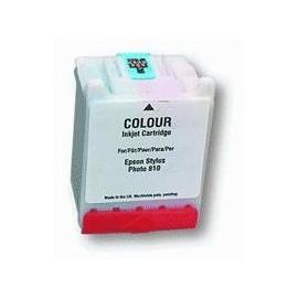 cartouche couleur pour imprimante Epson Stylus Photo 810 équivalent T027401