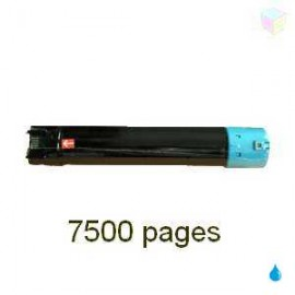 toner compatible C13S050662 cyan pour Epson Workforce Alc500dxn