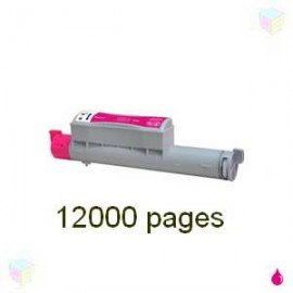 toner compatible 106R01219 magenta pour Xerox Phaser 6360