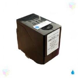 cartouche compatible 7210585J bleu pour Neopost Is420