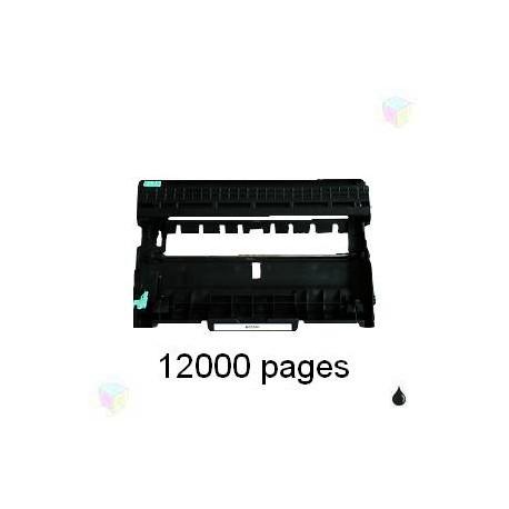 toner compatible DR2300 noir pour Brother Dcpl2500d