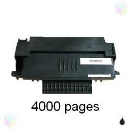 toner compatible 413196 noir pour Ricoh Aficio Sp1000s