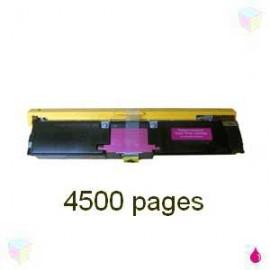 toner compatible 1710589-006 magenta pour Minolta Magicolor 2400