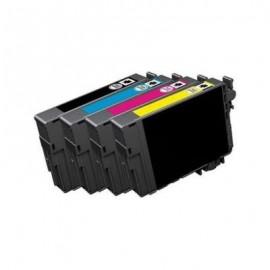 Pack 4 cartouches compatible Epson C13T29964010