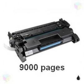 toner compatible CF226X - N°26X noir pour HP Laserjet Pro
