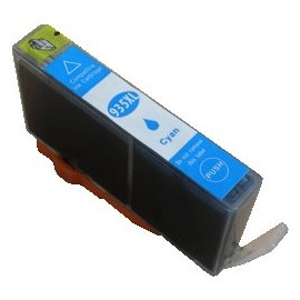 cartouche compatible C2P24AE 935XL cyan pour HP Officejet 6800 Series