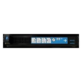 toner compatible CB381A cyan pour HP Cm6040mfp
