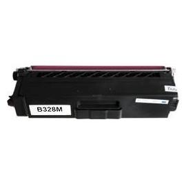 toner compatible TN328M magenta pour Brother Dcp 9270 Cdn