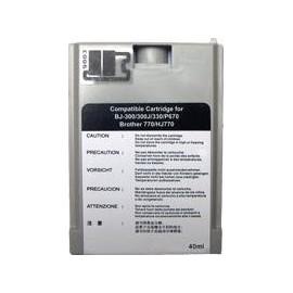 cartouche noir pour imprimante Canon Bj 300 équivalent BJI642