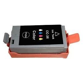 cartouche couleur compatible CLI-36