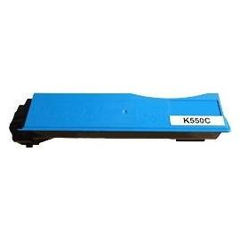 toner cyan compatible TK550C
