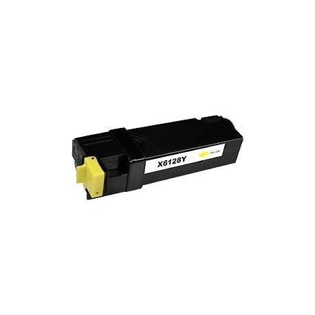toner yellow compatible 106R01454