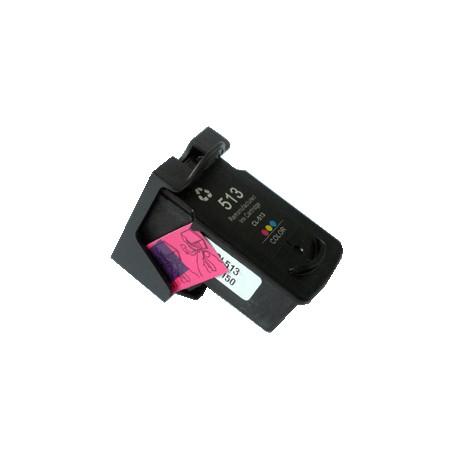 cartouche couleur pour imprimante Canon équivalent CL513 12ml