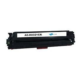 Toner cyan compatible HP CB541A - CF211A - 131A - CE321A - 128A - Canon CRG716 CRG731