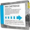 cartouche cyan pour imprimante Brother Dcp 130c équivalent LC1000C