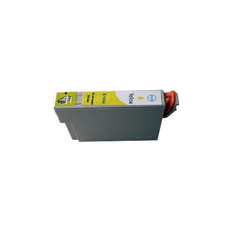 cartouche yellow pour imprimante Epson Stylus Office B40w équivalent T1004
