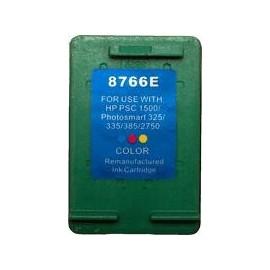 cartouche couleur pour imprimante HP Deskjet 460c équivalent C8766EE - N°343