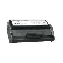 toner noir pour imprimante Lexmark Optra E 320 équivalent 08A0477