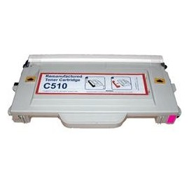 toner magenta pour imprimante Lexmark Optra C 510 équivalent 20K1401