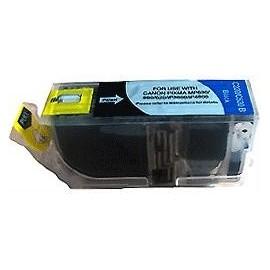 cartouche noir pour imprimante Canon Pixma Mp 540 équivalent PGI520BK
