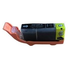 cartouche noir pour imprimante Canon Pixma Ip 3600 équivalent CLI521BK