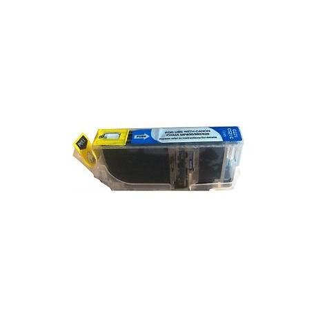 cartouche cyan pour imprimante Canon Pixma Mx 870 équivalent CLI521C