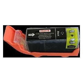 cartouche noir pour imprimante Canon Pixma Ip4850 équivalent PGI-525 PGBK