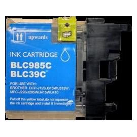 cartouche cyan pour imprimante Brother Dcp-j125 équivalent LC985C